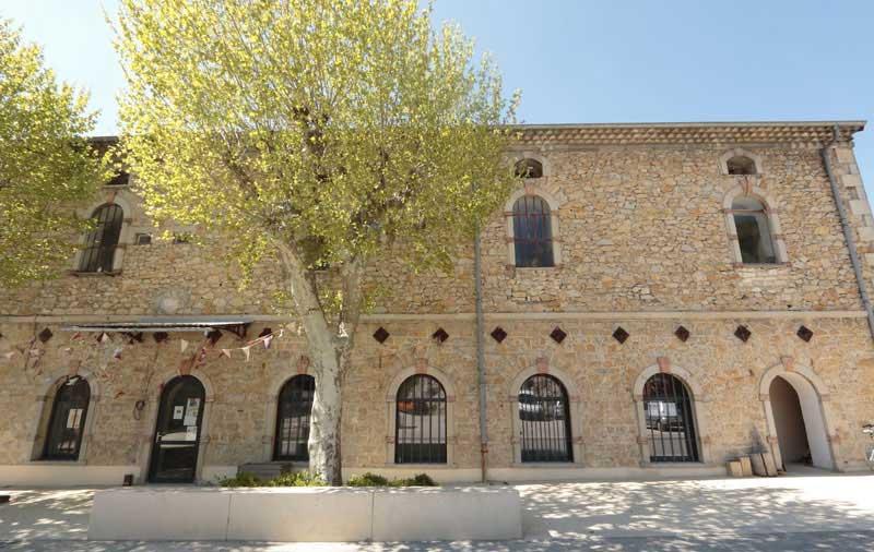 Le Quai, atelier de céramique, Pont de barret