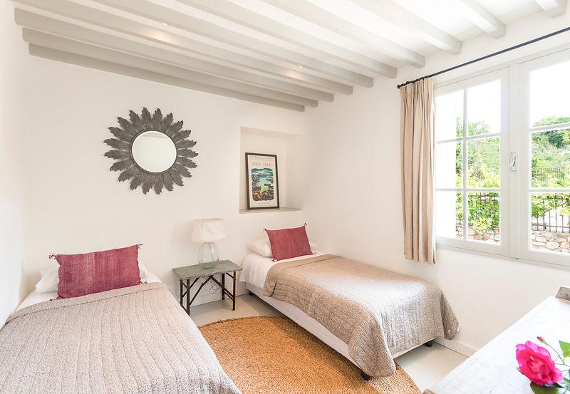 Villa Dahlia, chambre twin
