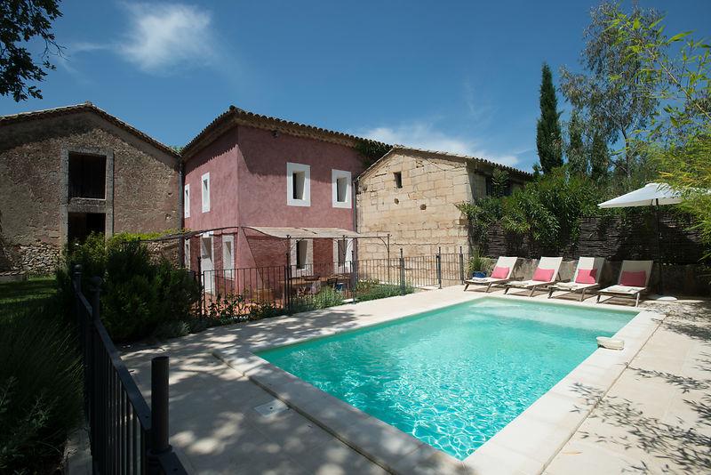 Villa Magnolia, piscine