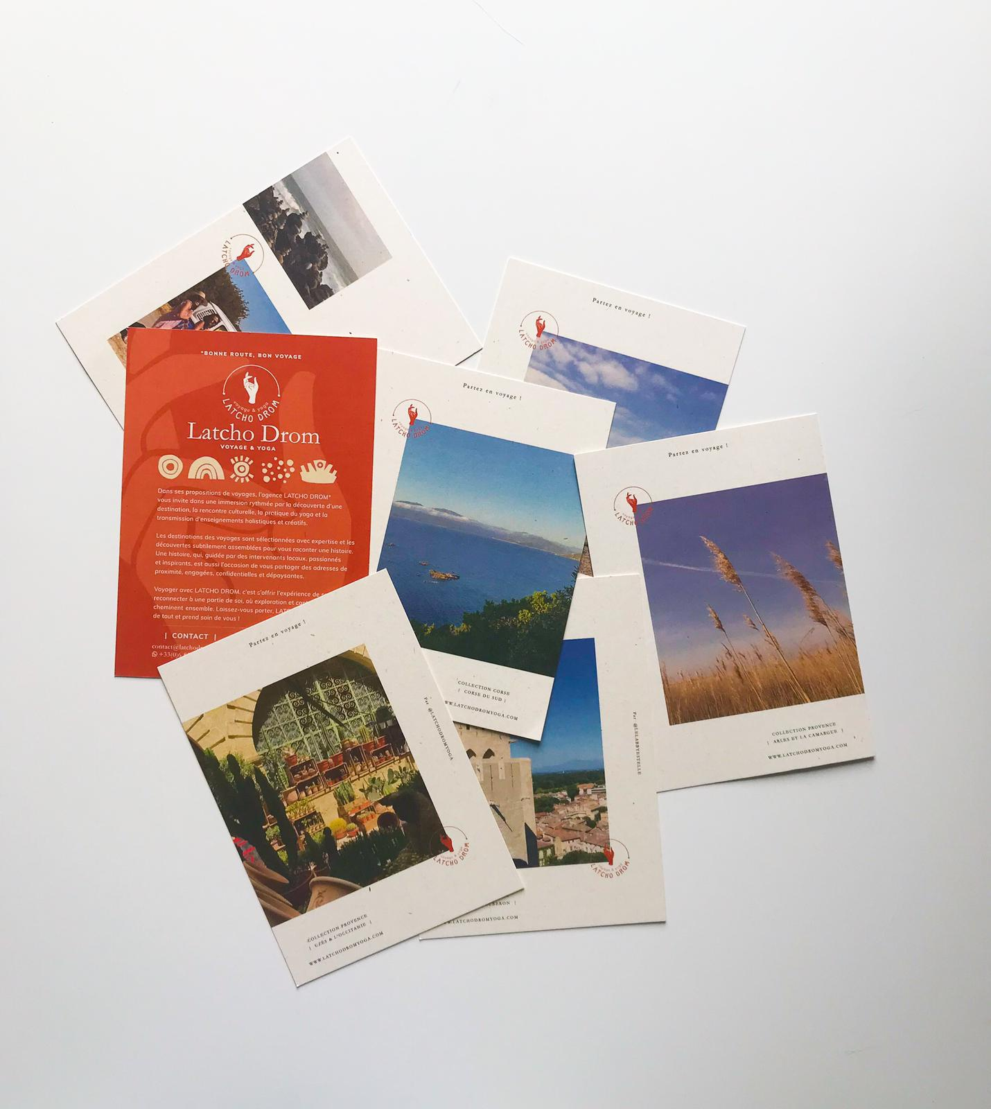Cartes postales - Collection Provence