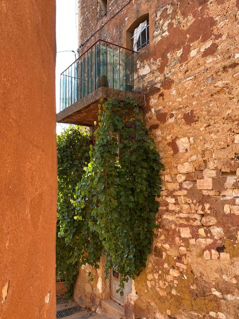 Roussillon & les ocres